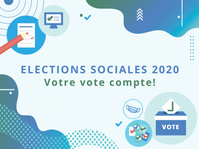 Elections sociales 2020